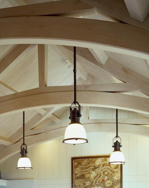 south thomaston,maine,architecture,post and beam,ceiling,trusses,lighting
